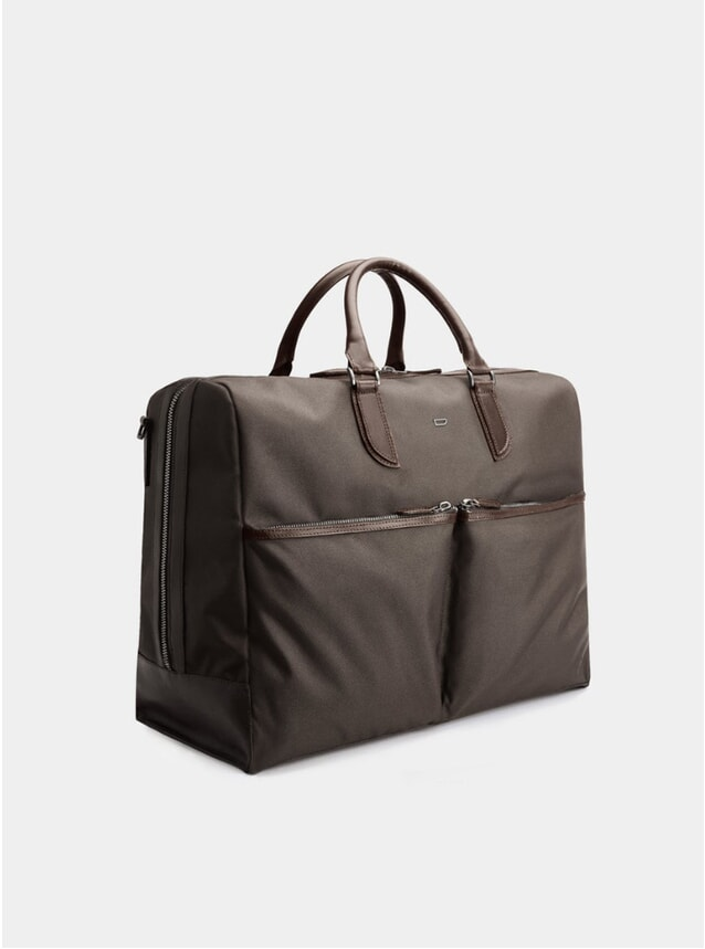Fango Brown C3-4 Holdall