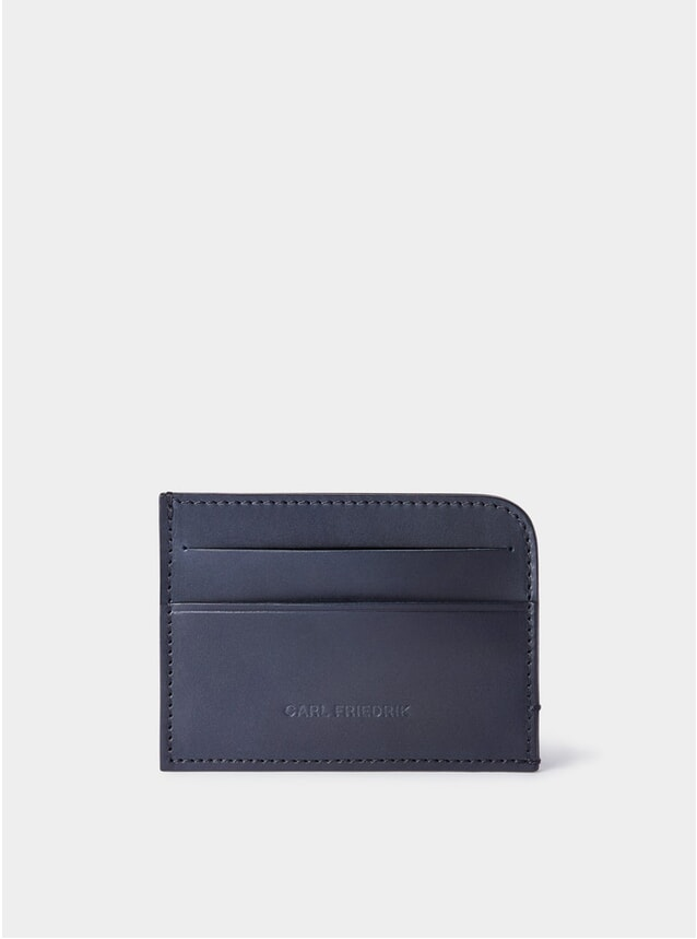 Navy Hatton Cardholder
