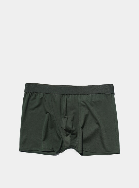 Army Green Boxer Brief