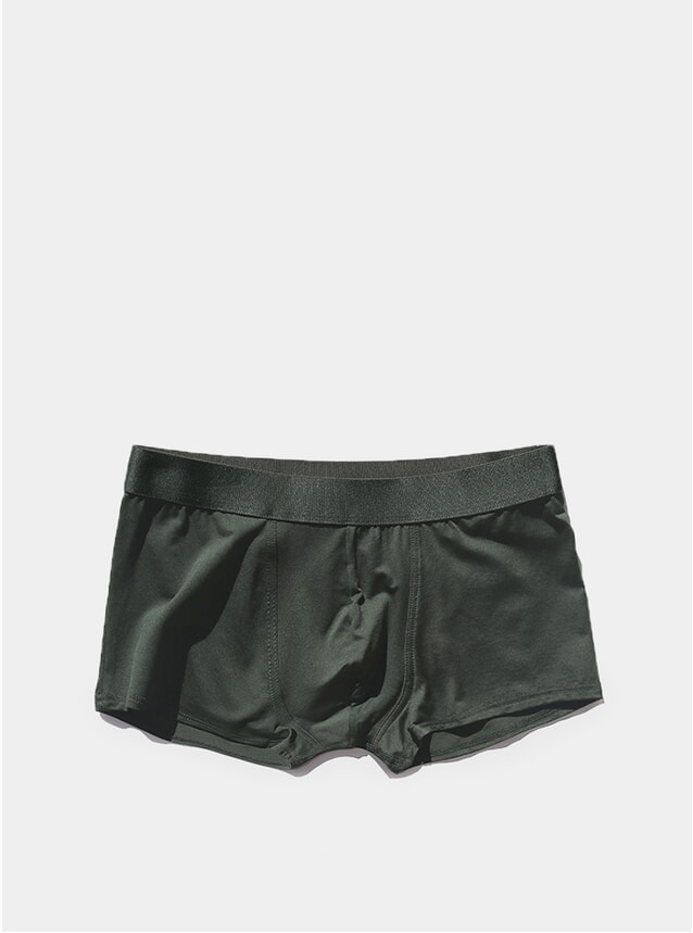Army Green Boxer Trunk