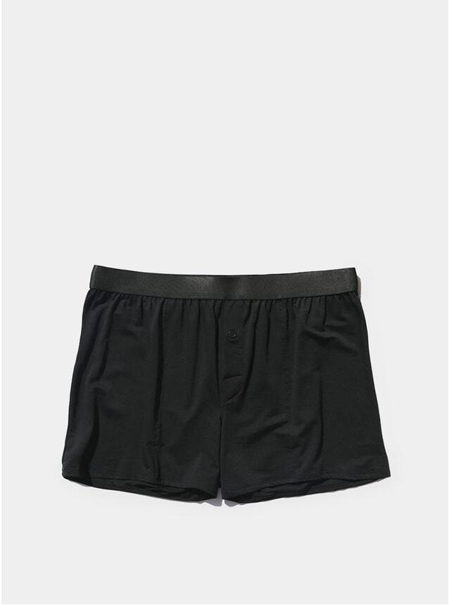 Black Boxer Shorts
