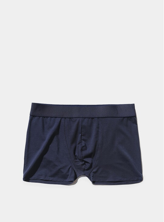 Navy Blue Boxer Brief