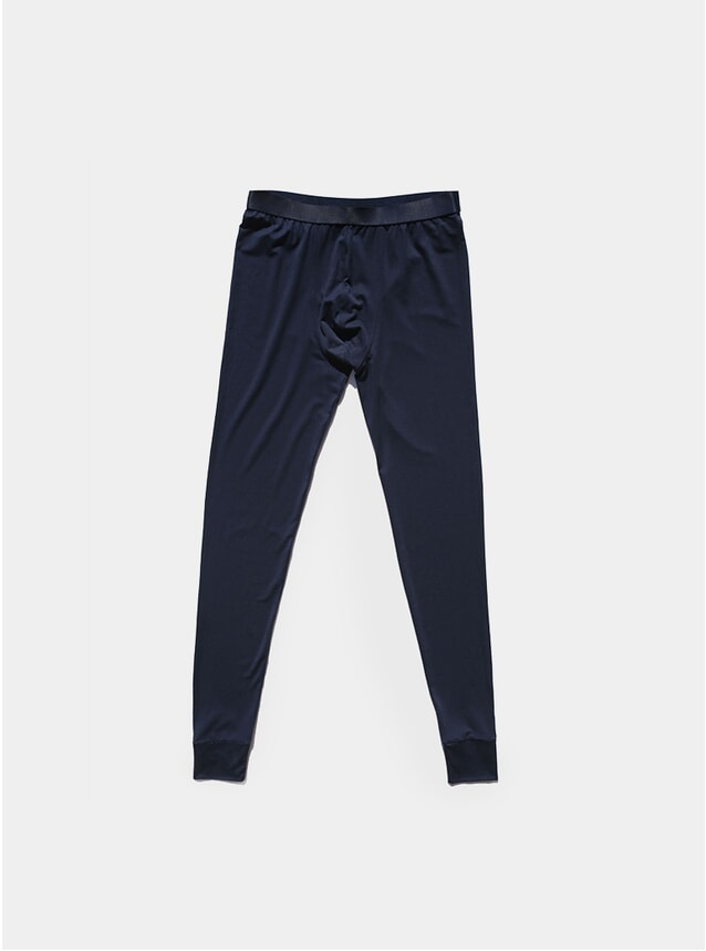 Navy Blue  Long Johns