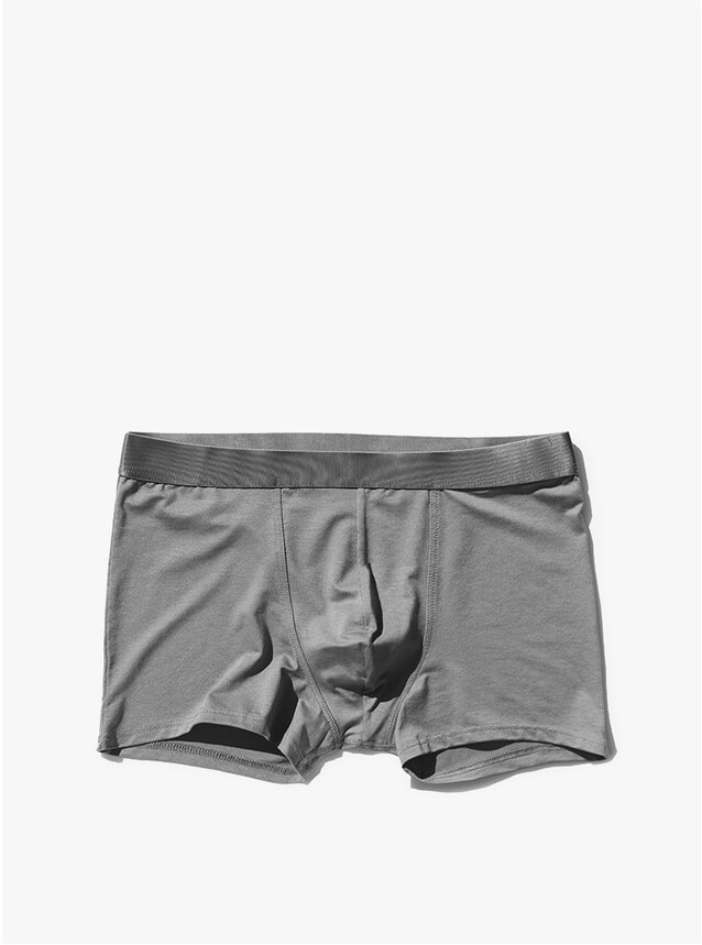 Sky Grey Boxer Brief