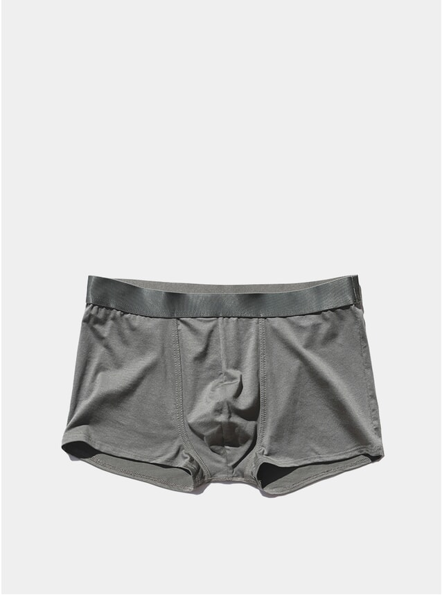 Sky Grey Boxer Trunk