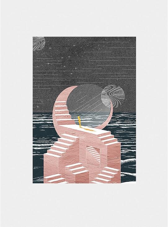 High Tide Print