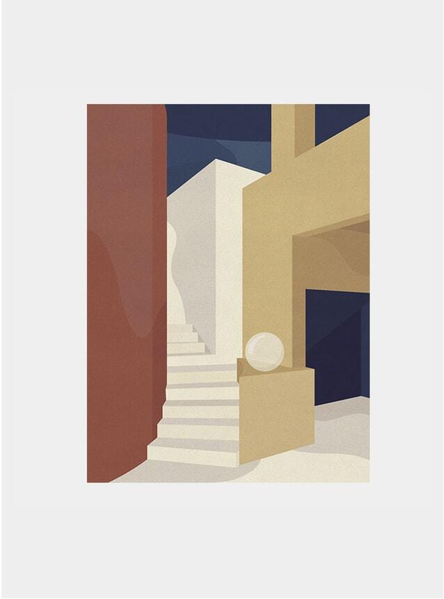 Hotel Martel Print