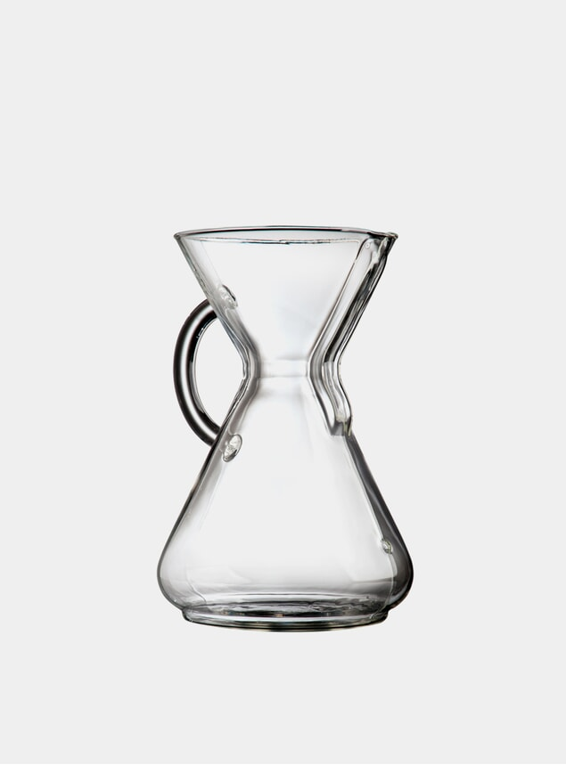 Glass Handle Series 10 Cup Coffee Maker
