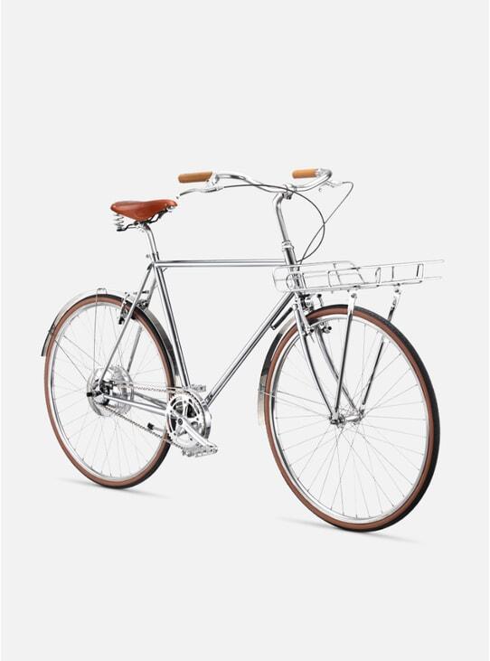PRE ORDER Chrome Majestic E Bike