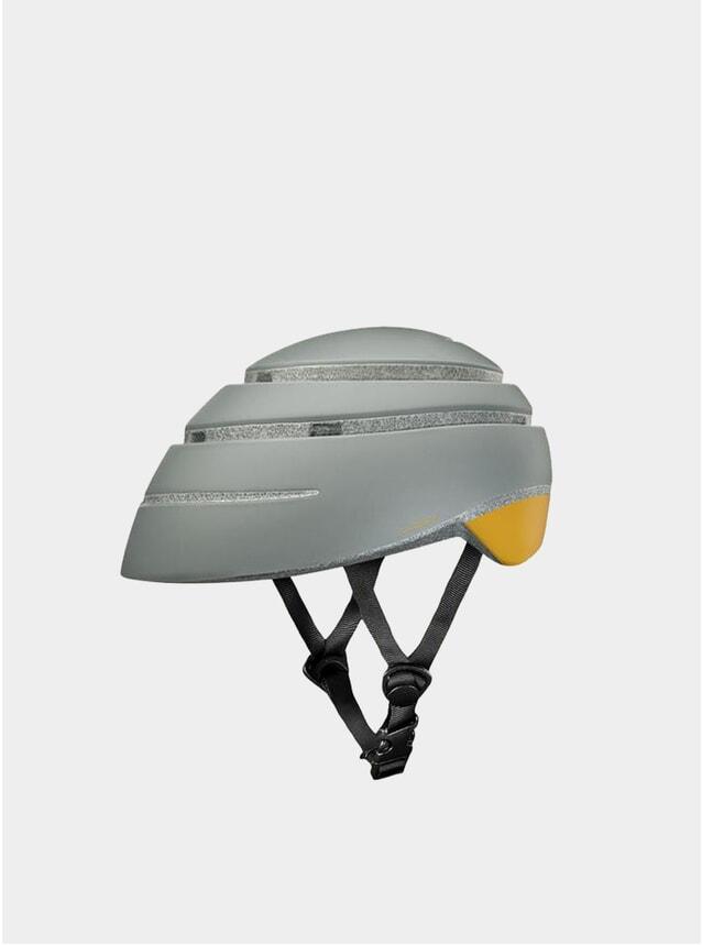 Fossil / Mustard Loop Helmet