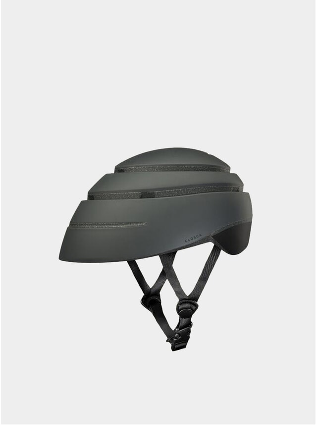 Graphite / Black Loop Helmet