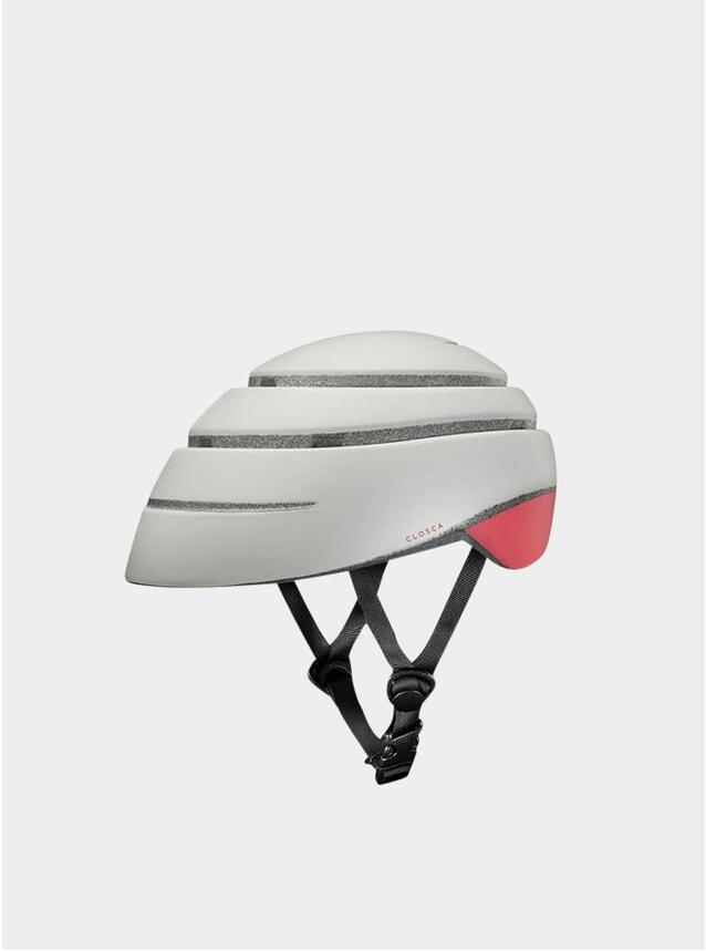 Pearl / Coral Loop Helmet