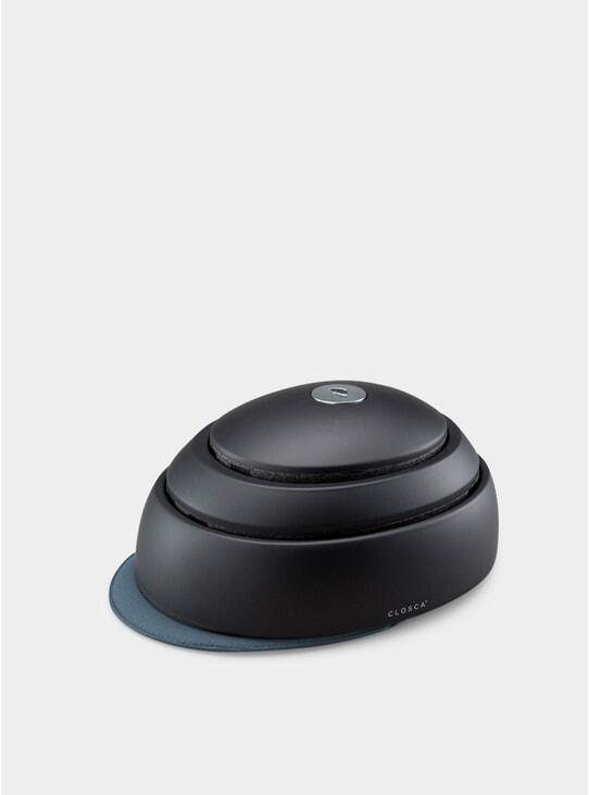 Black / Niagra Helmet