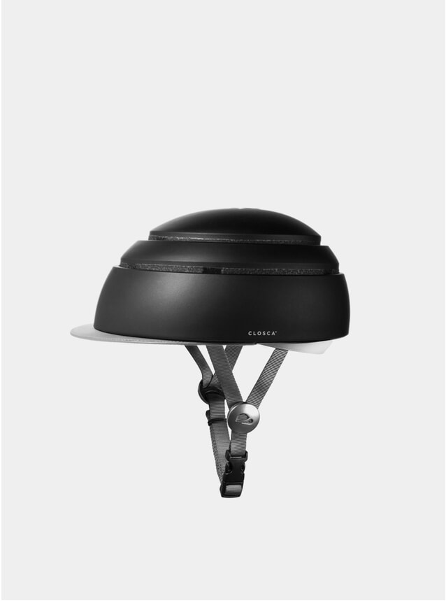 Black / Reflective Helmet
