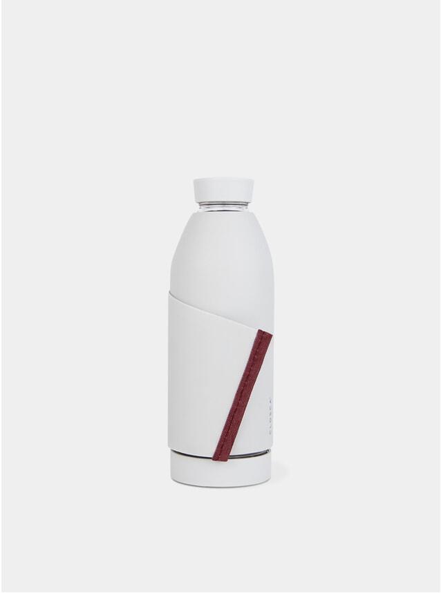 White / Marsala Bottle