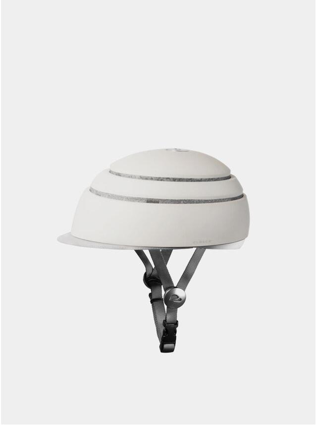 White / Reflective Helmet