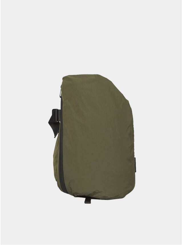 Olive Memory Tech Isar Small Backpack