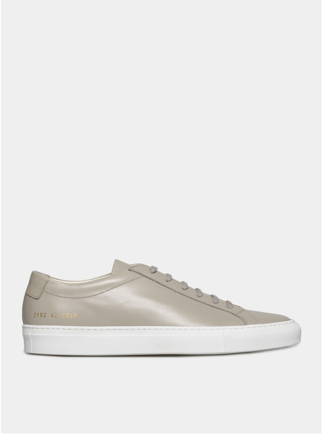 Taupe Original Achilles Low Sneakers