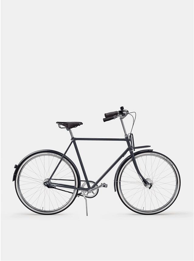 Deep Blue City Cruiser Bicycle
