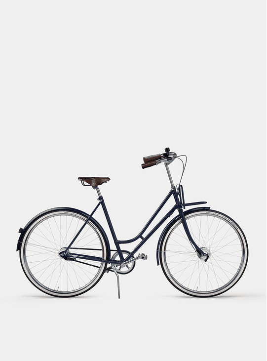 Deep Blue Lady Cruiser Bicycle