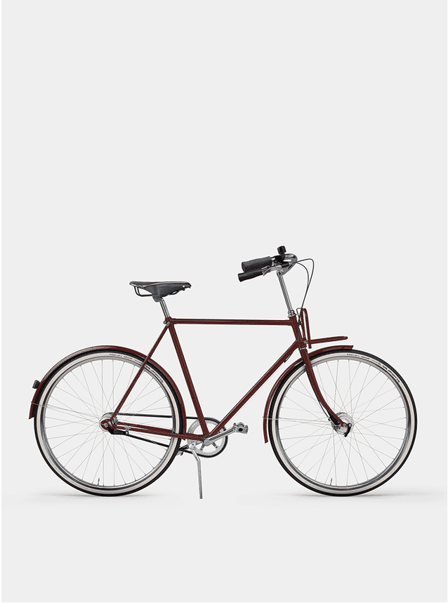 Rusty Red  City Cruiser Bicycle