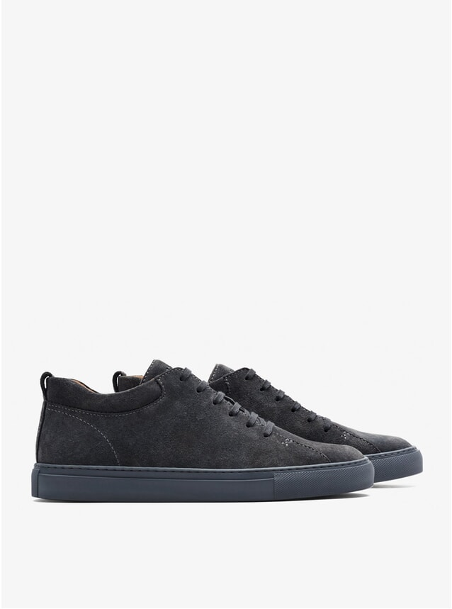 Asphalt Grey Tarmac Sneakers