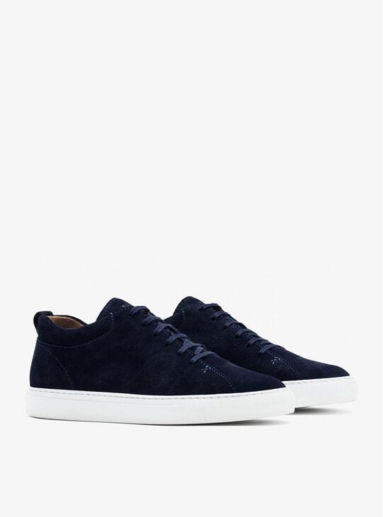 Prussian Blue Tarmac Sneakers