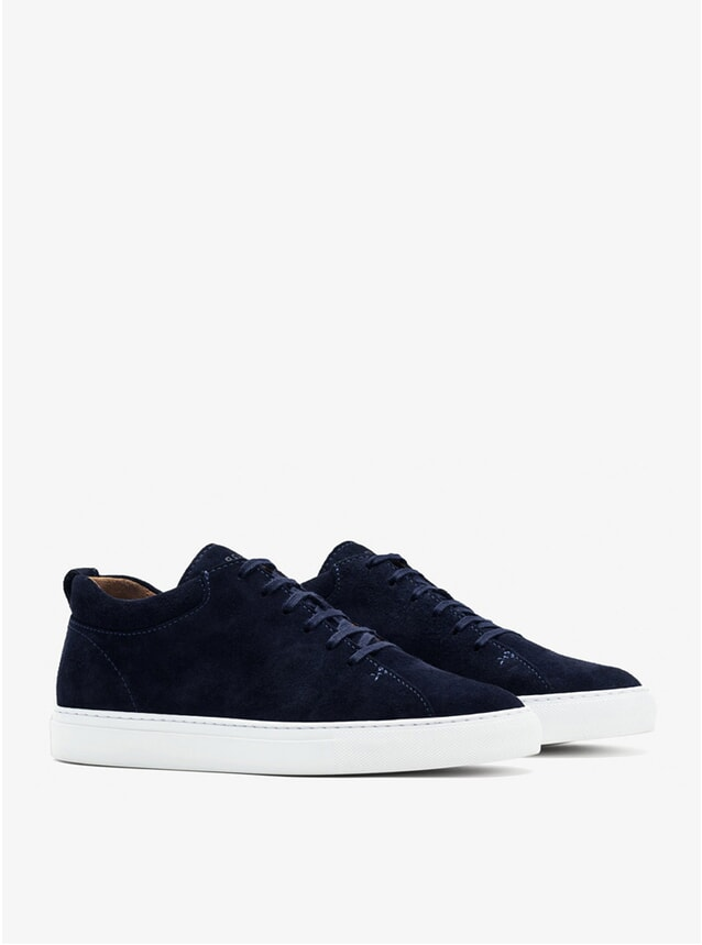 Prussian Blue Tarmac Sneakers