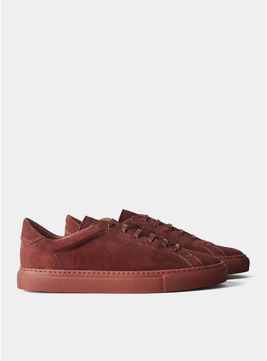 Crimson Racquet SR Sneakers
