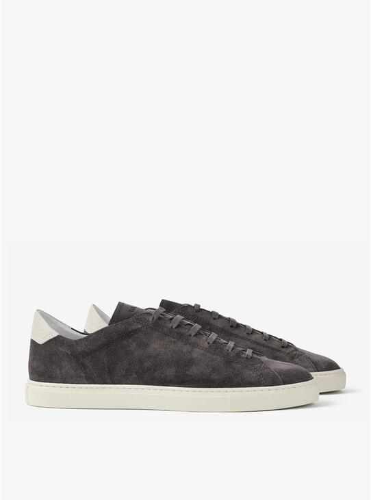Lava Grey Racquet Sneakers
