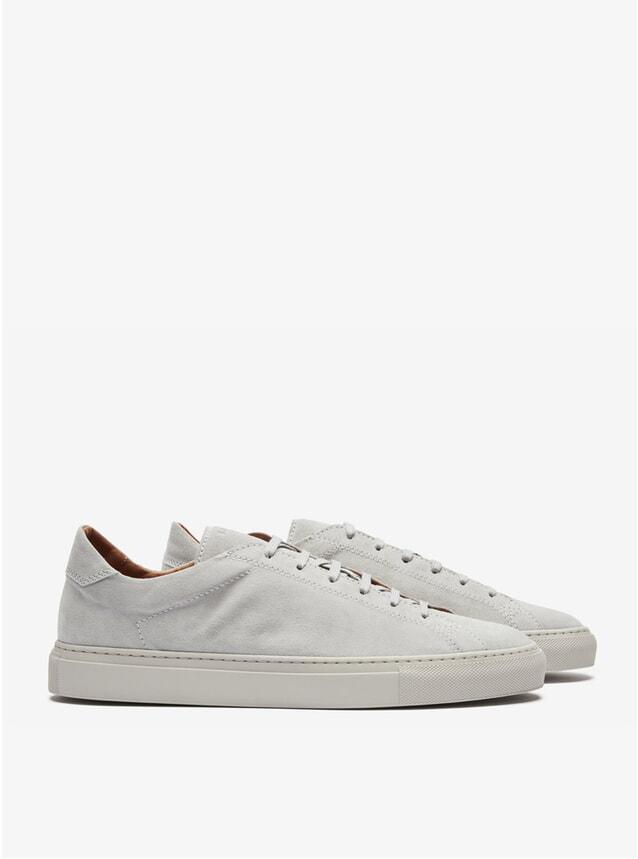 Light Grey Racquet SR Sneakers