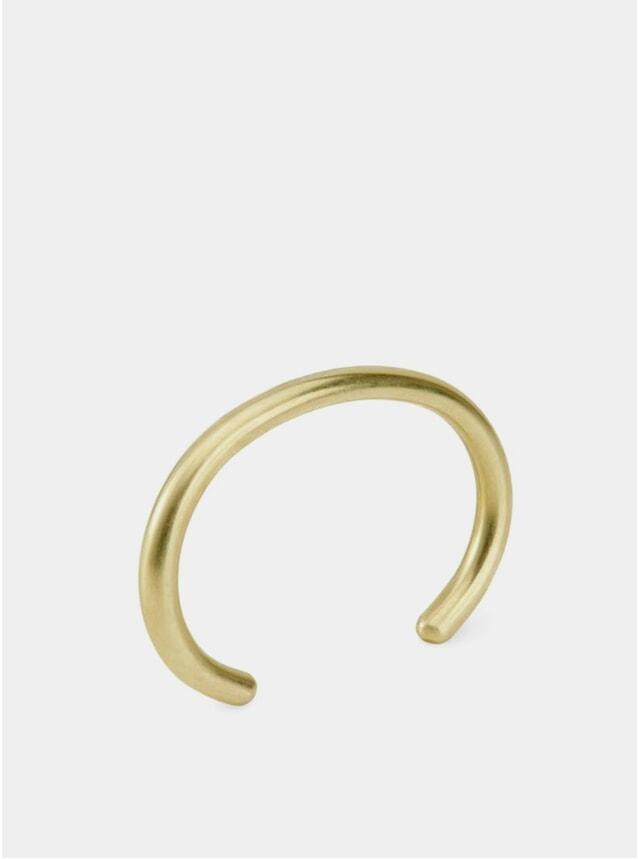 Brass Uniform Round Cuff