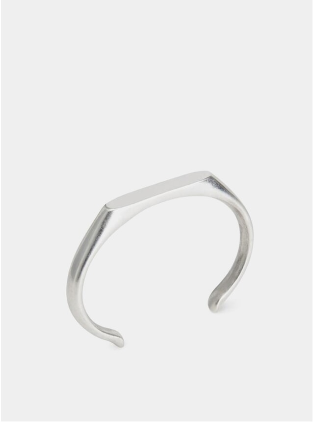 Sterling Silver Foundry Cuff