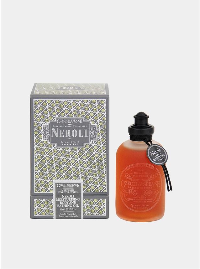 Neroli Moisturising Body & Bathing Oil 50ml