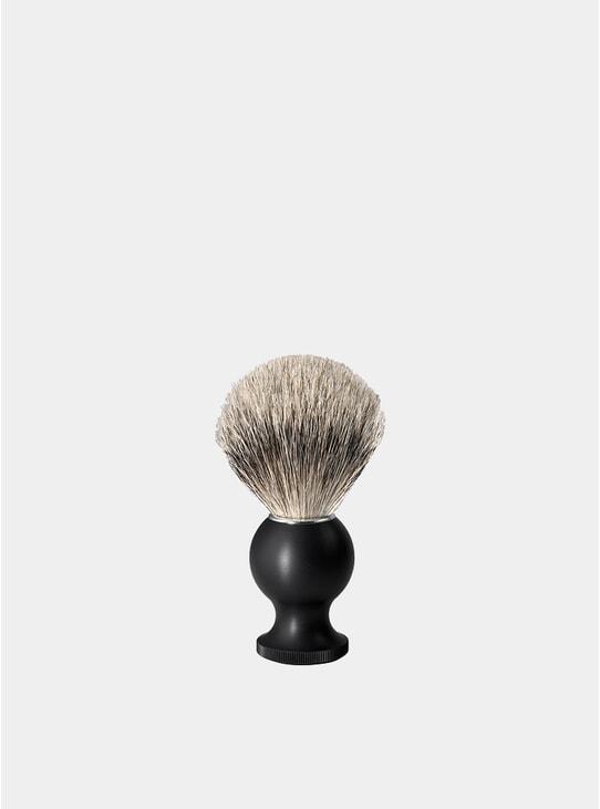 No.88 Best Badger Travel Shave Brush, Black