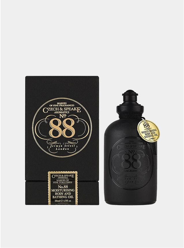 No.88 Moisturising Body and Bathing Oil 50ml