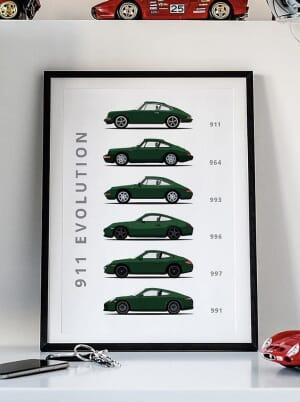 Shop by Car Prints