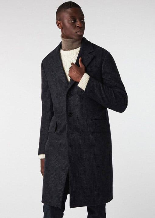 Shop by Men's Overcoats