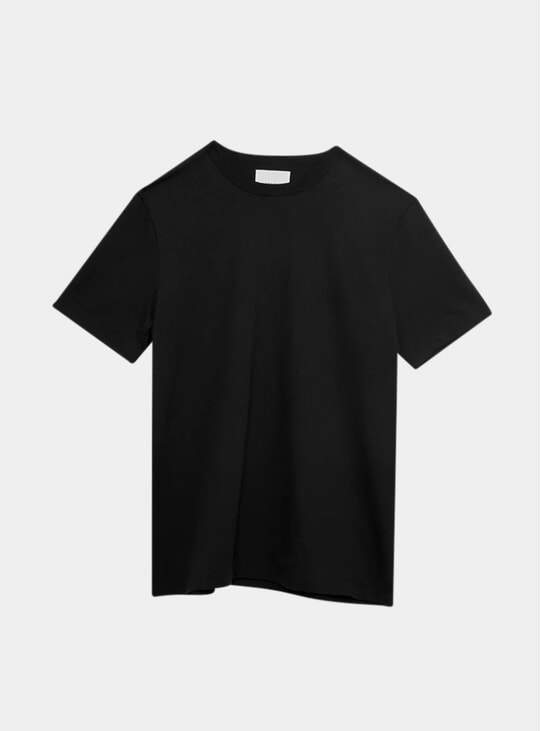 Black Heavy T Shirt