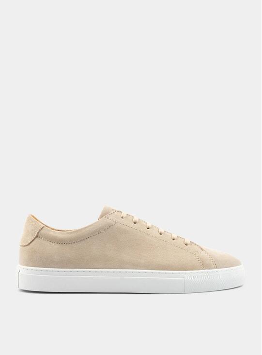 Desert Marching Suede Sneakers