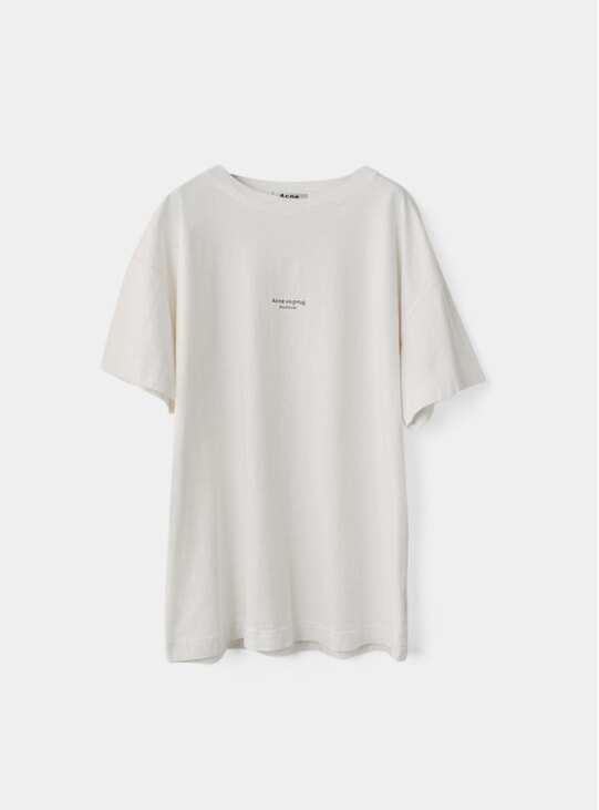 White Oversized T Shirt