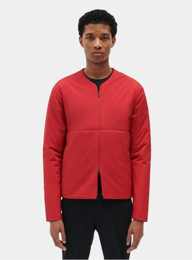 Red Light Padded Jacket