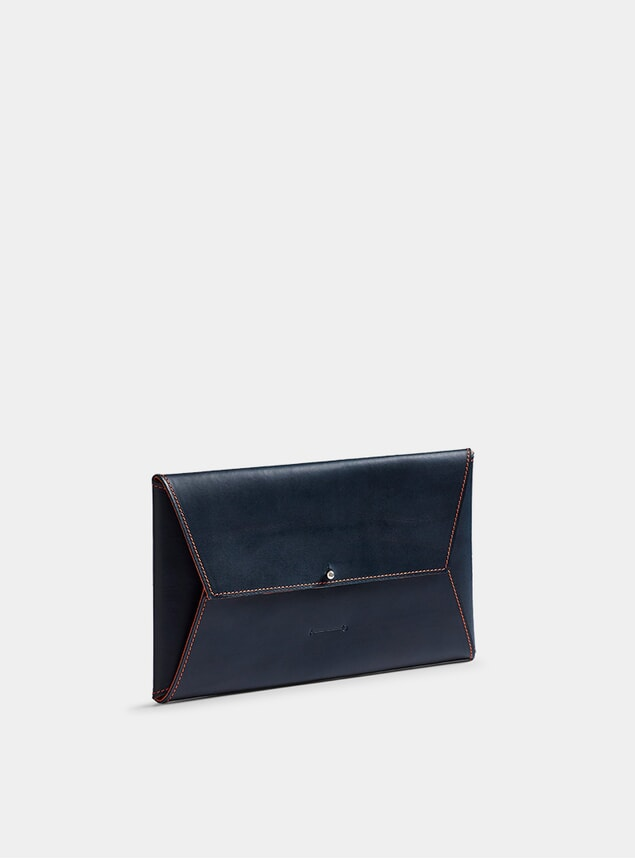 Navy Jewellery Wallet
