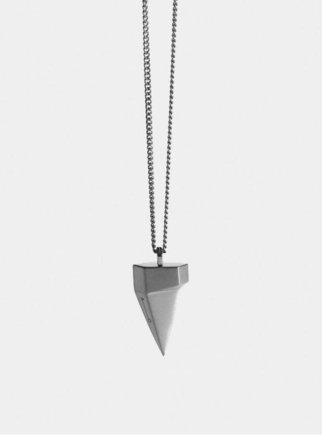 Ruthenium Komodo Claw Pendant