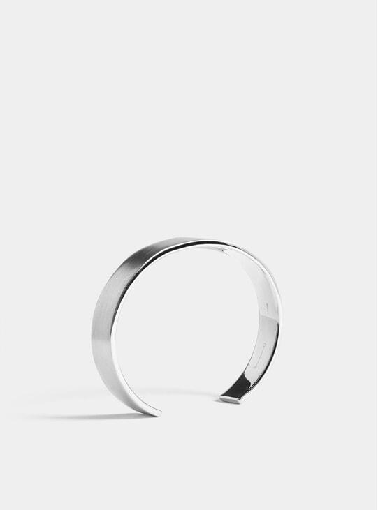 Silver 10mm Cuff