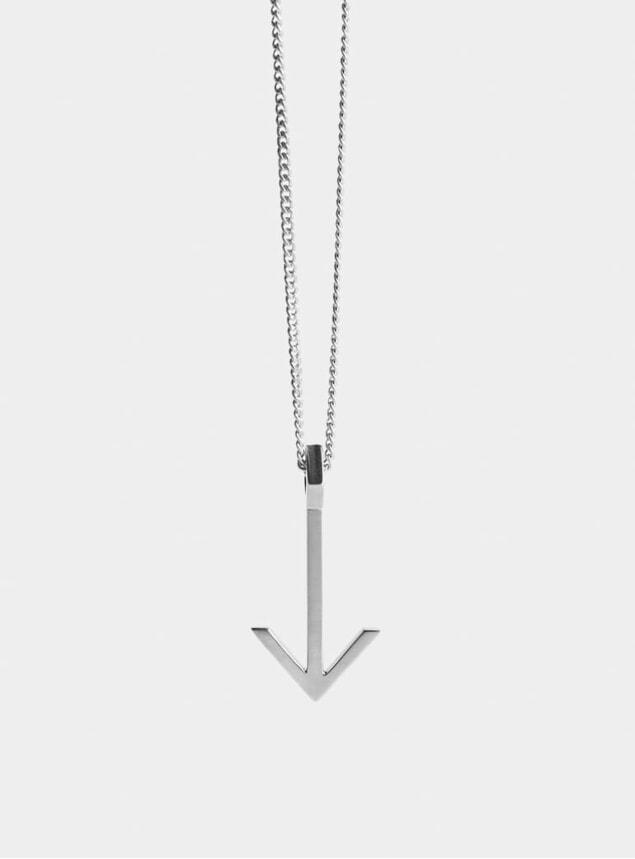 Silver Arrow Pendant