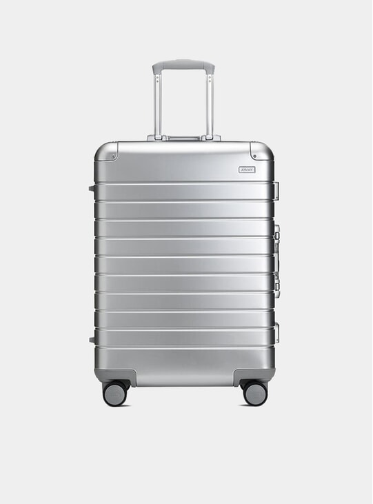 Aluminium Edition The Medium Carry-On Suitcase