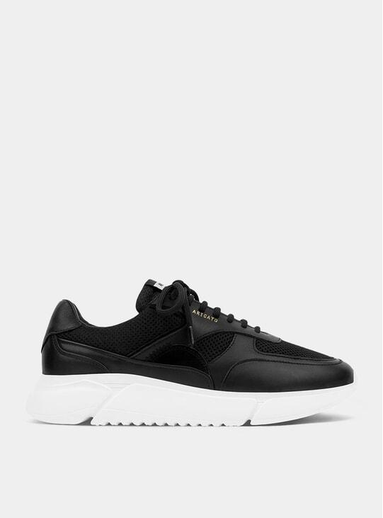 Black Genesis Sneaker