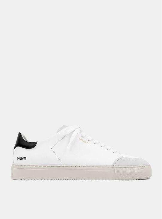 Black / White Clean 90 Triple Sneaker