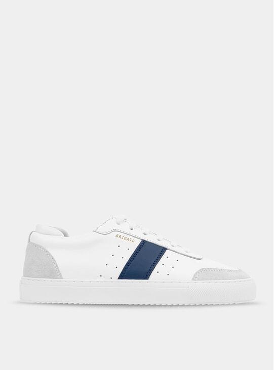 Blue / White Dunk Sneaker